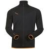 Bergans M's Middagstind Jacket Solid Charcoal/Pumpkin